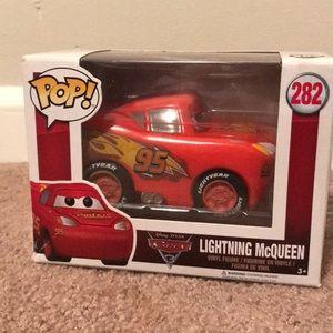 Lightning McQueen Funko Pop From Cars 3